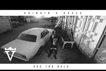 "Vee Tha Rula ""Grindin' Freestyle"" Video"