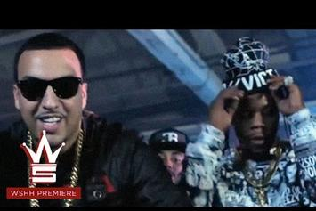 "Bobby Shmurda Feat. French Montana & Rowdy Rebel ""Hot Nigga (Remix)"" BTS Video"
