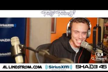 Logic Freestyles On Toca Tuesdays