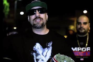 "Berner Feat. B-Real ""Shatter"" Video"