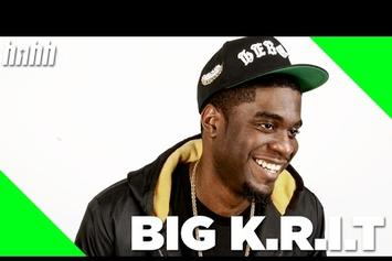 "Big K.R.I.T. Talks ""Cadillactica"" Collaborations, Touring"
