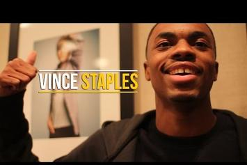 Vince Staples Talks Def Jam, Common, 'Hell Can Wait' EP & More