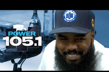 Stalley On The Breakfast Club