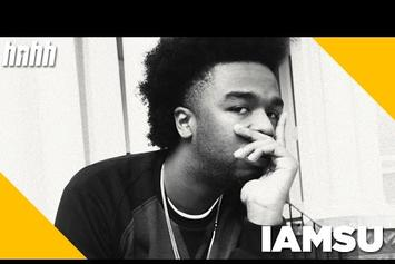 Iamsu! Talks Chinese Food, Meeting Jay Z And Being Inspired By Snoop Dogg