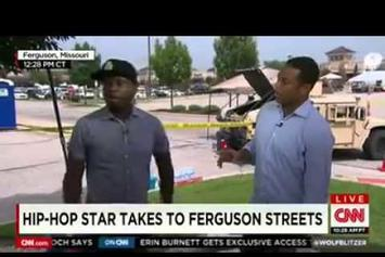 Talib Kweli Argues With Don Lemon Live On CNN