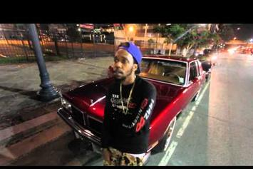 "Curren$y ""A Lil Sumthin"" Video"