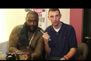 Rick Ross Speaks On Solange Elevator Incident