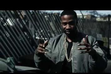 "Ransom Feat. Jadakiss & Raekwon ""Shampain"" Video"