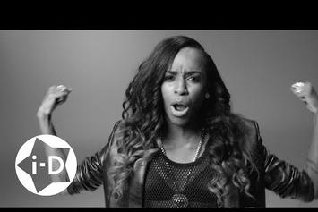 """Angel Haze """"A Tribe Called Red"""" Video"""
