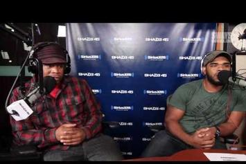 "Bishop Lamont ""Sway In The Morning Freestyle"" Video"