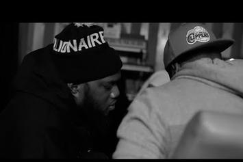 """Young Chris Feat. Freeway  """"Red Eye Freestyle"""" Video"""