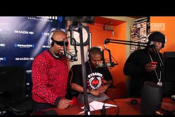 Tech N9ne, MURS & Krizz Kaliko Freestyle On Sway