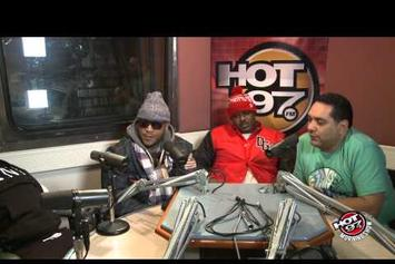 "The Lox Talk About ""Trinity"" EP, NY Radio, & Upcoming Project"