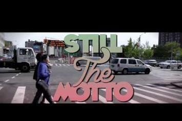 "CJ Fly ""Still The Motto"" Video"