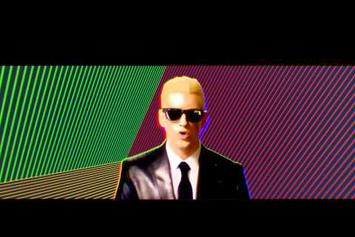 "Eminem ""Rap God Official Teaser"" Video"