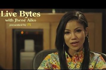 Jhene Aiko Recalls First Rap, Talks Spirituality