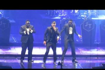 "Justin Timberlake Covers Bell Biv DeVoe's ""Poison"" In Brooklyn"
