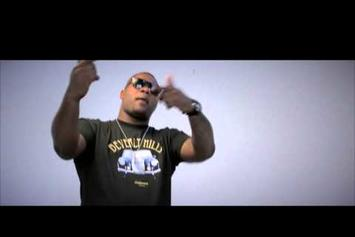 "Ray Jr Feat. Problem ""Champagne Spillin "" Video"