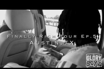 """Chief Keef """"Finally Rich Tour (Ep. 5)"""" Video"""
