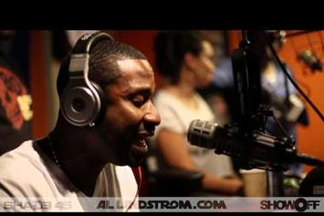 "Ransom ""Showoff Radio Freestyle"" Video"