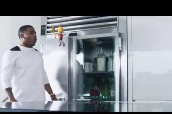 "Nelly ""Appears In ""Cheerios"" Commercial"" Video"