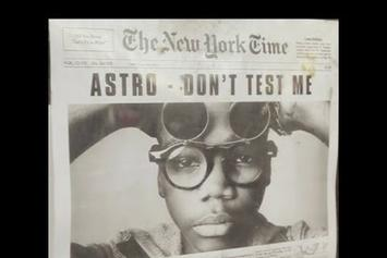"""Astro aka The Astronomical Kid """"Dont Test Me"""" Video"""