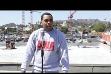 """Kevin Gates """"Hollywood Freestyle"""" Video"""