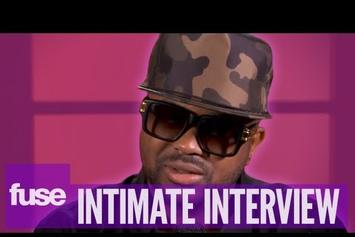 "The-Dream ""Intimate Interview"" Video"