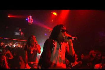"Migos ""Performs ""Versace"" Live In NYC"" Video"