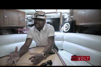 """The-Dream """"Talks Working On """"Magna Carta Holy Grail"""""""" Video"""