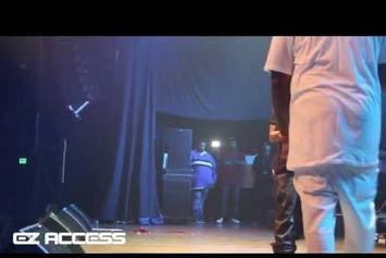 "Trae Tha Truth Feat. T.I., Lil' Duval, Big K.R.I.T. & Mystikal ""Birthday Concert At House Of Blues "" Video"