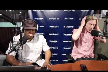 "Asher Roth ""Performs ""Pearly Gates"" On Sway In The Morning"" Video"