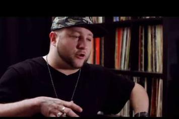 "Statik Selektah ""Discusses State Of Hip-Hop & His New Album on Revolt TV"" Video"