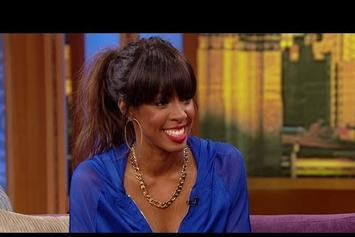 "Kelly Rowland ""Talks Destiny's Child Reunion & Abuse"" Video"
