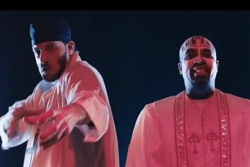 "R.A. The Rugged Man Feat. Tech N9ne & Krizz Kaliko ""Holla-Loo-Yuh"" Video"