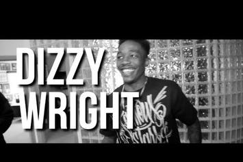 """Dizzy Wright """"Talks On What Makes A Great Artist & Las Vegas Music"""" Video"""