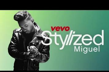 "Miguel ""Showcases His Style "" Video"