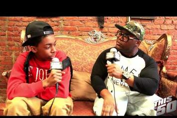 "Bishop Nehru ""Talks Tupac, Celebrity & New Mixtape"" Video"