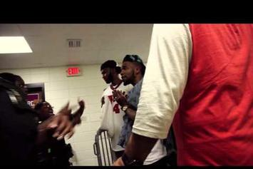 """Curren$y """"Performs At Southern University"""" Video"""