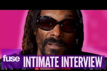 "Snoop Dogg ""Intimate Interview"" Video"