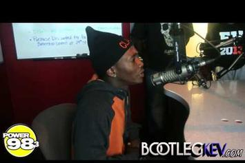 "Dizzy Wright ""Bootleg Kev Interview: Discusses XXL Freshman Cover & Fans Tattoos"" Video"