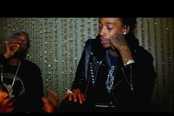"Wiz  Khalifa Feat. Curren$y ""Wiz and Currensy Say ""Live In Concert"" Will Get You High"" Video"