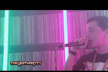 "Logic (MD) ""Tim Westwood Freestyle"" Video"