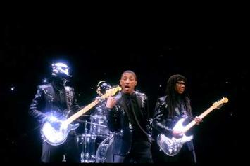 "Pharrell Feat. Daft Punk & Nile Rodgers ""SNL Commercial For ""Get Lucky"""" Video"
