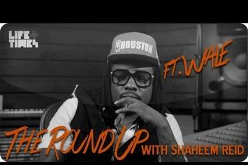 "Wale ""Talks ""The Gifted"""" Video"