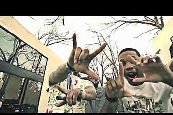 """Lil Durk Feat. King Louie """"Bitches & Bottles"""" Video"""