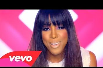 "Kelly Rowland ""Kisses Down Low"" Video"