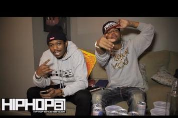"Juelz Santana ""Says Dipset Reunion Album Is In The Works"" Video"