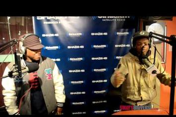 "Astro aka The Astronomical Kid ""Freestyles On Sway In The Morning"" Video"