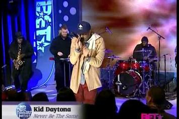"The Kid Daytona ""106 & Park's The Backroom Freestyle"" Video"